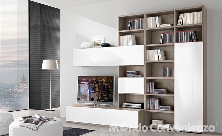 Soggiorno Elia  Mondo Convenienza  For the Home  Pinterest