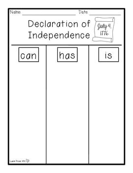 1000+ images about School- Declaration of Independence on