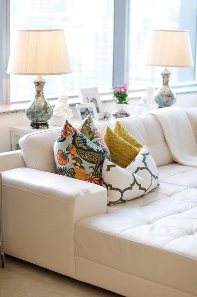 25 Best Ideas About Cream Leather Sofa On Pinterest Living Room