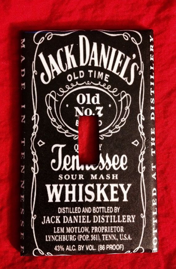 Jack Daniels Home Decor