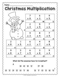 17 Best ideas about Christmas Worksheets on Pinterest ...