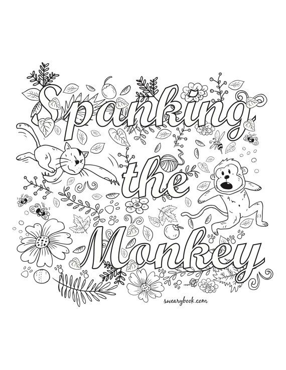 119 best images about Swearing coloring pages on Pinterest