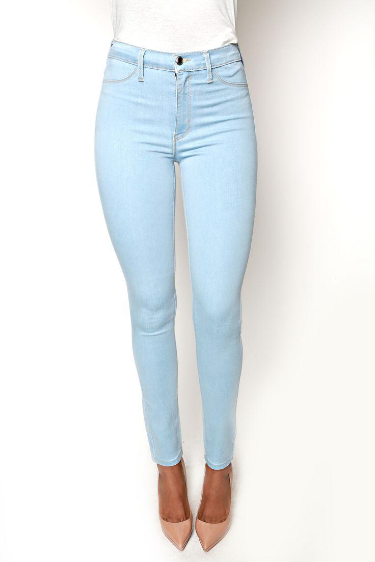 Best 25 Light blue jeans ideas on Pinterest  Light blue