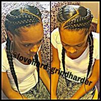 1000+ ideas about Ghana Braids on Pinterest | Black hair ...