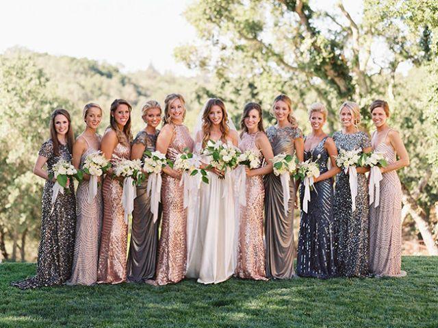 1000+ ideas about Unique Bridesmaid Dresses on Pinterest