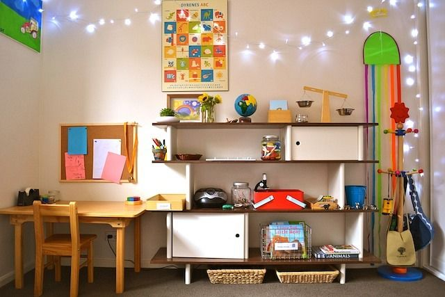 Montessori Inspired 4 Year Old Bedroom I Like The Child