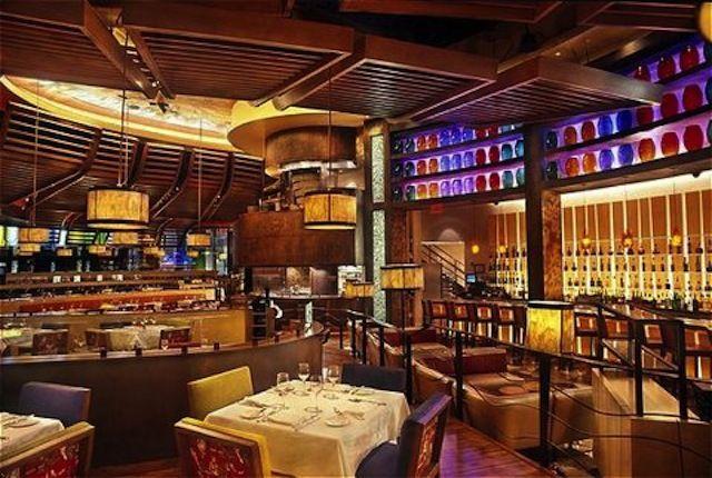 NYC Celebrity Restaurants Bobby Flays Mesa Grill  New