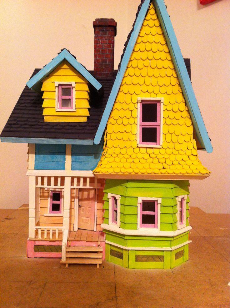 Las 25 mejores ideas sobre Casa de pjaros de palitos de helado en Pinterest  Arte de helado