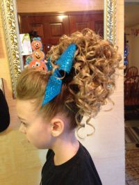 99 best images about Cheer hair on Pinterest | Cheer ...