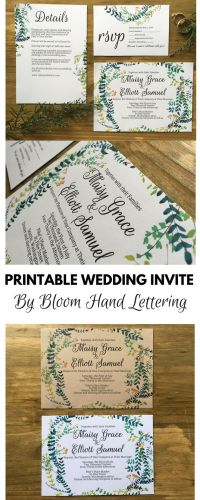 25+ best ideas about Cheap wedding invitation sets on ...