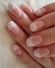 bridal nails design ideas