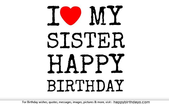 1000+ ideas about Happy Birthday Sister Poems on Pinterest