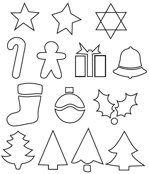 17 Best ideas about Christmas Templates on Pinterest