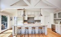 vaulted ceiling modern farmhouse - Google otsing | House ...