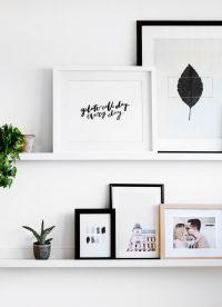 Best 20+ Gallery Wall Shelves ideas on Pinterest | Gallery ...