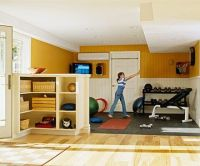 25+ best ideas about Basement workout room on Pinterest ...