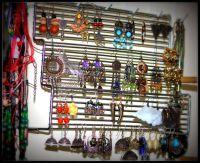 17 Best ideas about Organizing Earrings on Pinterest