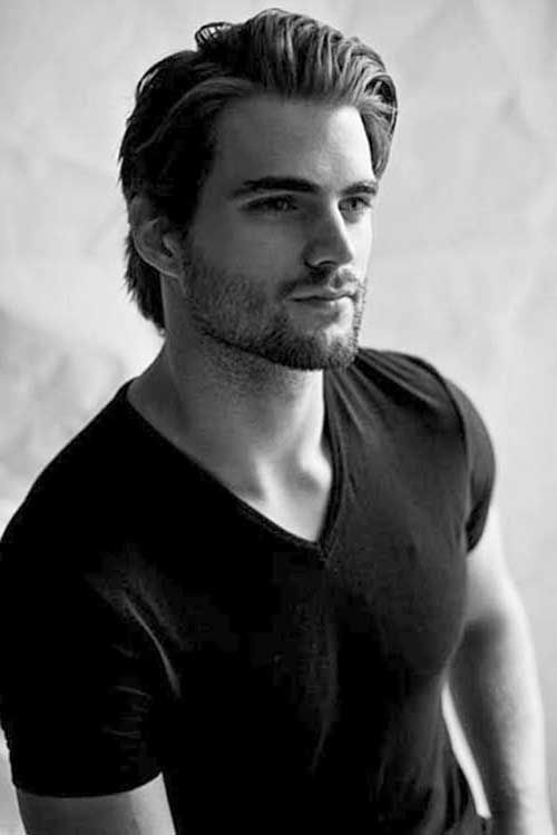 25 Best Ideas About Medium Length Hair Men On Pinterest Mens