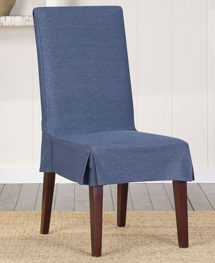 custom dining chair covers australia best office for lower back pain made home decor photos gallery sure fit authentic denim short cover