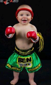 Muay Thai baby fighter! | Muay Thai | Pinterest | Kid ...