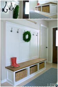 1000+ ideas about Entryway Bench on Pinterest | Entryway ...