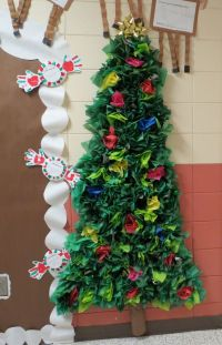 43 best images about Tissue Paper Bulletin Boards on Pinterest