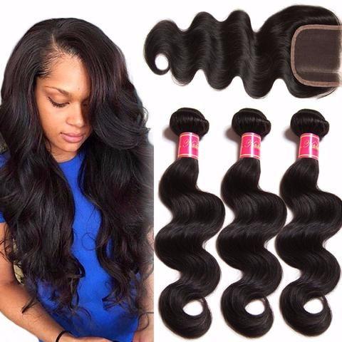 The 25 Best Closure Weave Ideas On Pinterest Hair Weaves Black