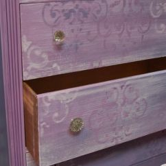 Best Off White Color For Kitchen Cabinets Maid Mixer 17 Images About Purple Painted Furniture On Pinterest ...