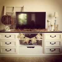 Best 25+ Tv Console Decorating ideas on Pinterest