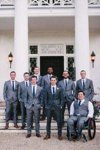 25+ best ideas about Blue Ties on Pinterest | Groomsmen ...