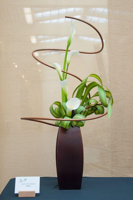 modernistic design decoration  Floral Design Styles  Pinterest  Copper Design and Events