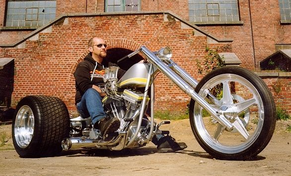 Chopper Trike   Sleds  Pinterest  Belgium Built ins and Bikes