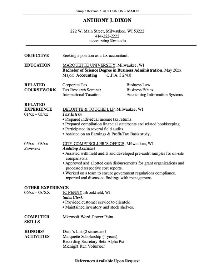 Sales Tax Accountant Resume Sample Resumesdesign