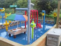Backyard Water Features For Kids   Home Office Ideas
