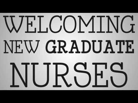 1000 images about Nursing Graduate Nurse Videos on Pinterest  New nurse Nurses day and