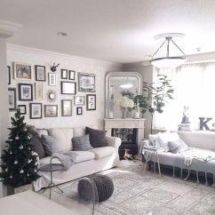 White Couch Living Room Ideas Retro Side Tables K.home1224さんの、カルテル ルイゴースト,ikea,マントルピース,ソファ,モノトーンインテリア ...