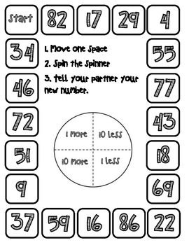 Ordering numbers, Game and Student on Pinterest