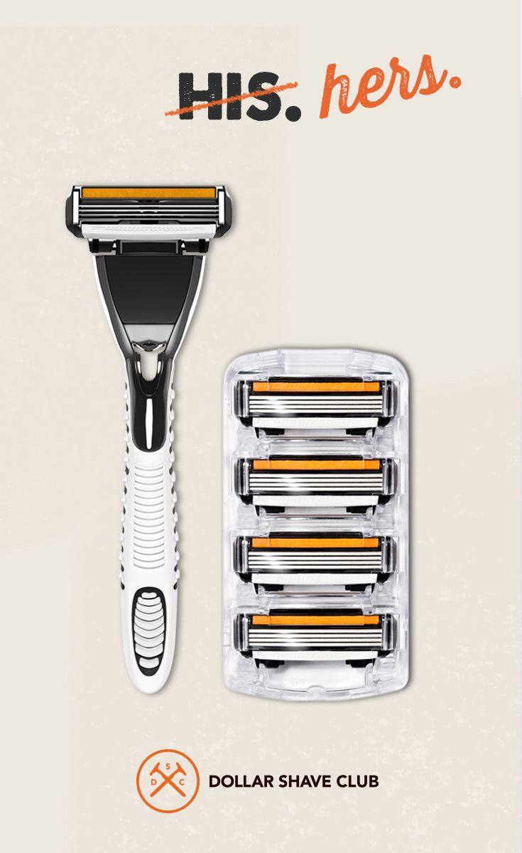 A razor is a razor and the 4x from is