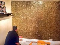 25+ best ideas about Gold Painted Walls on Pinterest