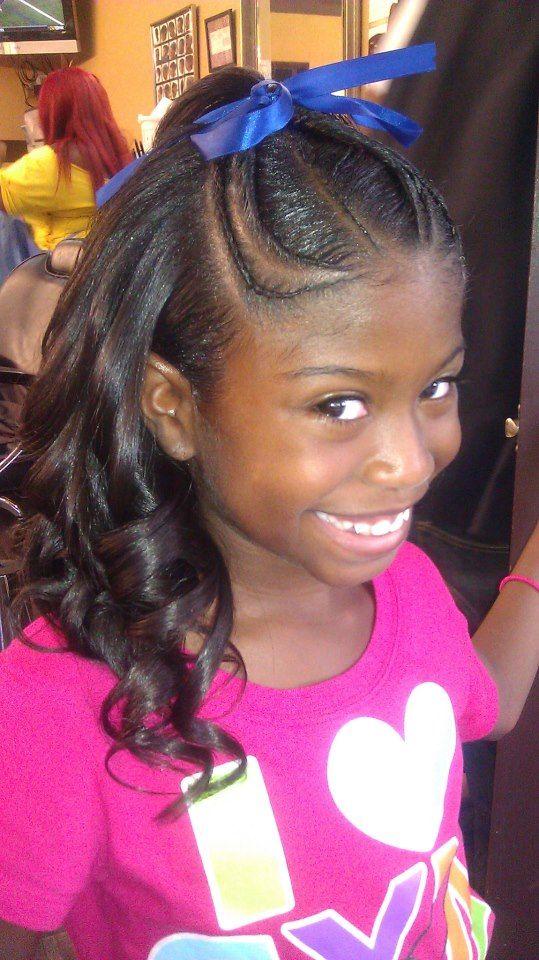 30 Black Little Girls Pageant Hairstyles Hairstyles Ideas Walk