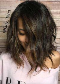 25+ best ideas about Deep brown hair on Pinterest | Medium ...