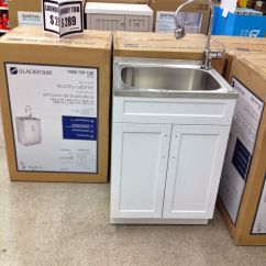 Home Depot Kitchen Sinks Stainless Steel How Much Does It Cost To Reface Cabinets 17 Best Images About Laundry Room Ideas On Pinterest ...