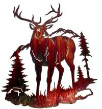 1000+ images about plasma cut forest animals on Pinterest ...