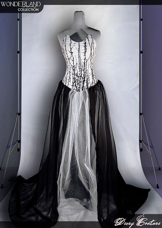 17 Best Ideas About Gothic Prom Dresses On Pinterest