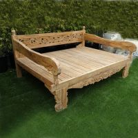 Check out our daybeds at Mix Furniture! Balinese Teak ...