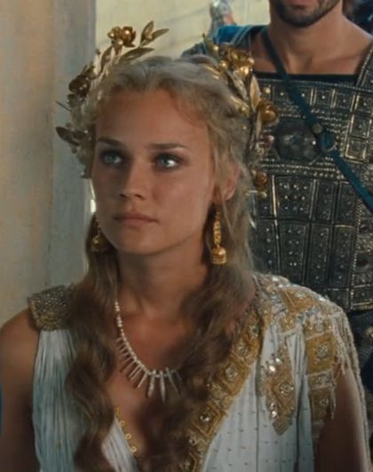 1000 ideas about Helen Of Troy on Pinterest  Diane kruger Ancient greek and Gladiators