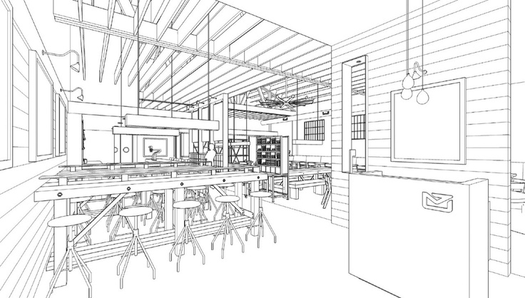 1000+ images about interior sketch on Pinterest