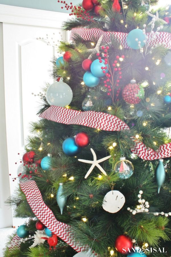 Southern Blue Celebrations RED Amp TURQUOISE CHRISTMAS