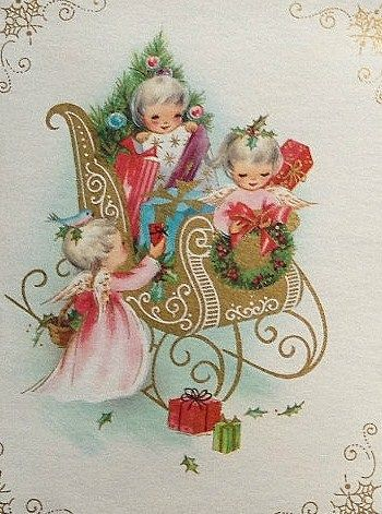 115 Best Images About Christmas Angels On Pinterest