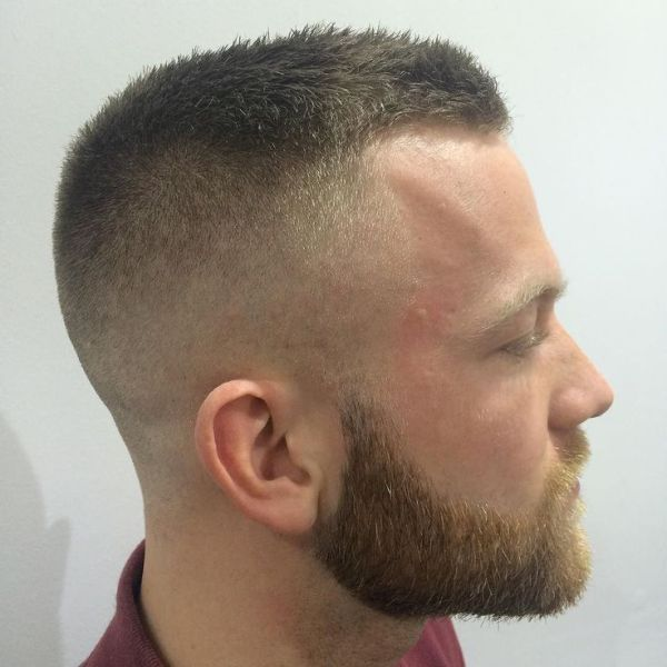 30 Military Hairstyles For Men With Beards 2017 Hairstyles Ideas